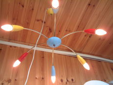 Unknown designer -  ceiling light.