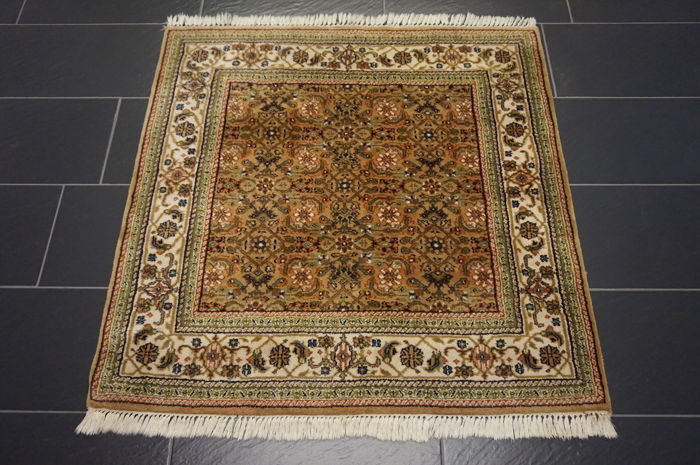 Orient carpet Indo Bidjar  120 X 120 cm, made in India at the end of last century