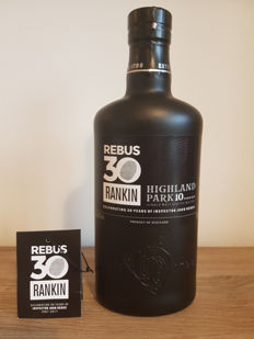 Highland Park Rebus 30 - 10 years old - New limited release