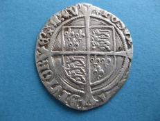 United Kingdom – 4 Pence (Groat) Henry VIII 1509-1547 – silver