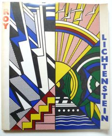 Roy Lichtenstein; Lot with four items - 1973 / 2013