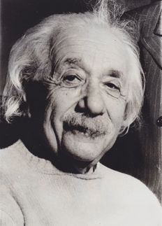 Unknown/Associated Press - Prof. Albert Einstein death announcment - 1954