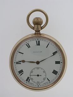 Longines  pocket watch Swiss 1930