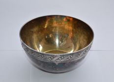 Swiss Silver Bowl
