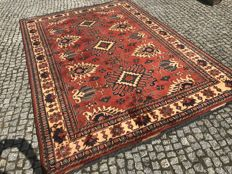 Unique Kazak Rug 305x205 cm -hand knotted - IT LOOK'S LIKE NEW !
