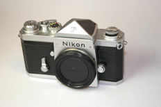 Nikon F Body Plain Prism, one of the early models