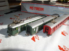 Lima H0 - Swiss train set 3-piece