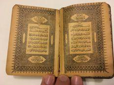 Holy Koran from the Ottoman period - 1900