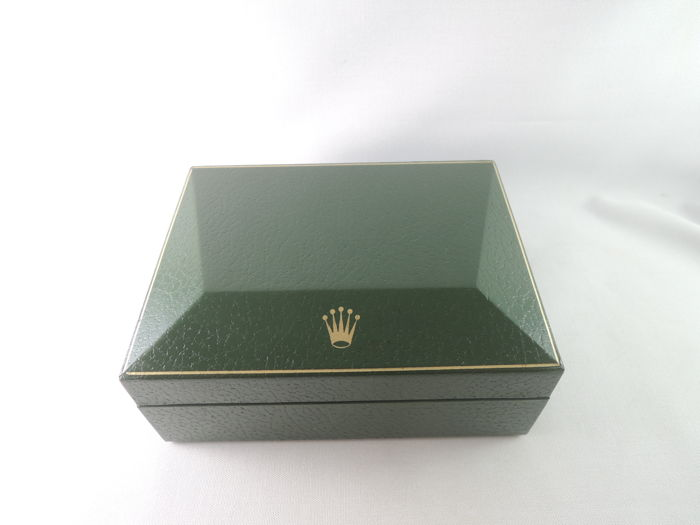 ROLEX- Green Triangle Top Box 10.00.1 Men's - 1960