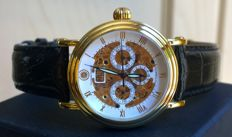 Constantin Durmont Skeleton – Men's watch – 2017, never worn, like new