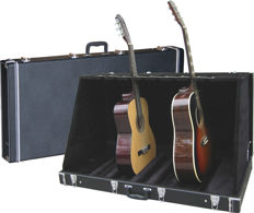 New Catfish guitar stand for max. 8 guitars, can be store as a suitcase
