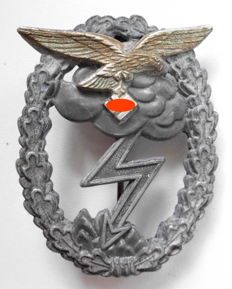 Wehrmacht campaign badge