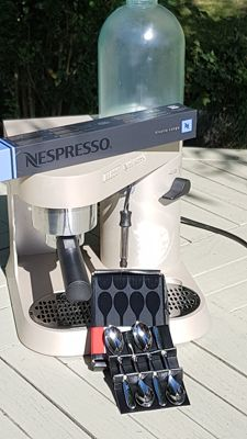 Richard Sapper for Alessi – espresso machine RS 05