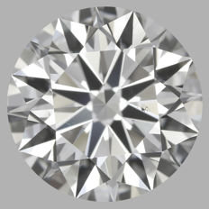 1.50ct Round Brilliant   D VS2  GIA  EXEXEX   -Original image-serial  #AS18