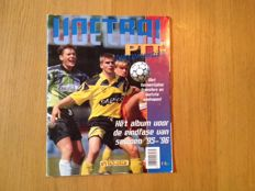Panini - PTT Telecompetitie final phase 95/96 - Complete album.