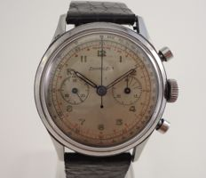 Excelsior Watch - men's chronograph, 1950s