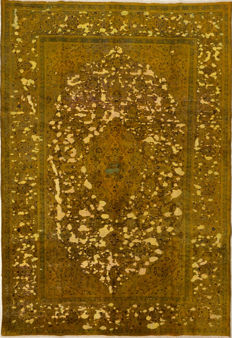 Handmade#Persian#Colored#Vintage NEW DESIGN 290 x 195