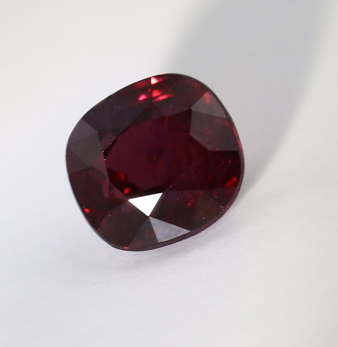 Ruby - 1.04 ct