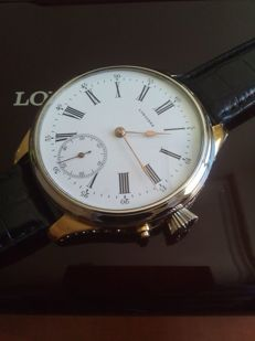 Longines Cal.21,53 Mariage Men's Wristwatch, Year Movement 1909