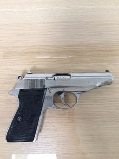 Walther PP Wehrmacht pistol EU-Deactivated