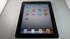Apple IPad 1. generation (A1337) 64GB WIFI and 3G unlocked and usb charge cable