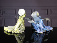 Salvador Dali - Tristan and Isolde - Mouseion Collection