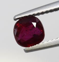 Ruby  - 1.01 ct