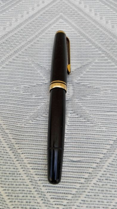 Vintage Montblanc 252 fountain pen, from the 60s