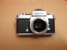 NIKKORMAT FT3 no. 6010524 - In good condition and running order