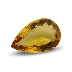 Citrine  - 11.72 ct - No Reserve Price