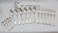 Fine Quality Cutlery Set Christofle, France c. 1844 - 1862