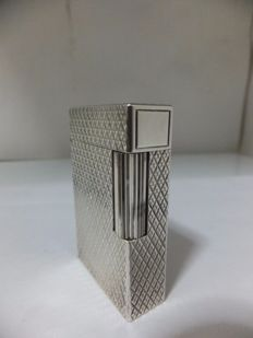 S.T. Dupont Classique Silverplated Lighter