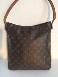 Louis Vuitton – Looping GM – Large handbag/shoulder bag