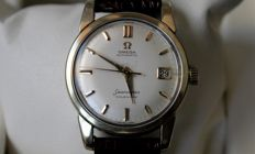 Omega Seamaster calendar automatic, men's watch, 1956-62