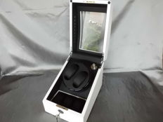 Watch Winder for 2 + 3 Watches, with LED Light !!