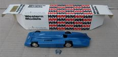 Western Models - Scale 1/43 - Bluebird Record Car Donald Campbell 1935