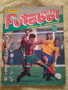 Panini - Portuguese Football League 94/95 - Full Album