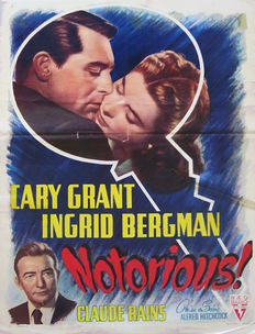 Anonymous - Notorious! (Alfred Hitchcock) - 1950s
