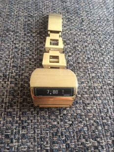 Rare! Derby Swissonic digital jumphour – 1970s
