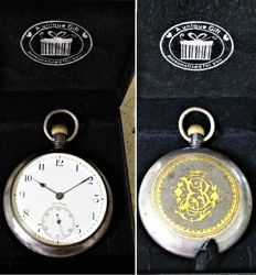 Waltham Pocket Watch - Swiss - ca. 1930