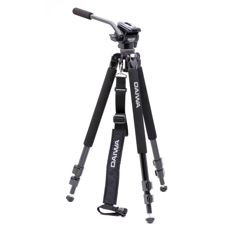 Slik VT-523 Tripod with Head - shop model (1606)