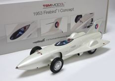 True Scale Miniatures - Scale 1/18 - General Motors Firebird 1 Concept 1953
