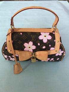 Louis Vuitton - Cherry blossom Limited Edition Marc Jacobs/Murakami Handbag