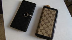 Gucci – Two wallets