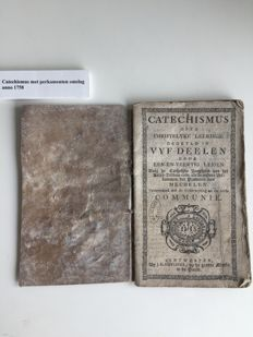 Catechism, 1758