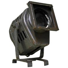 Unkown designer - Vintage Theater Light or Stage Light