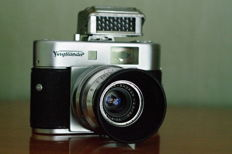 Voigtländer Vito BR - rangefinder- (very rare) with accessories
