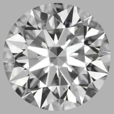 1.50ct Round Brilliant   G VS1  GIA  EXEXEX   -Original image-serial  #AS20
