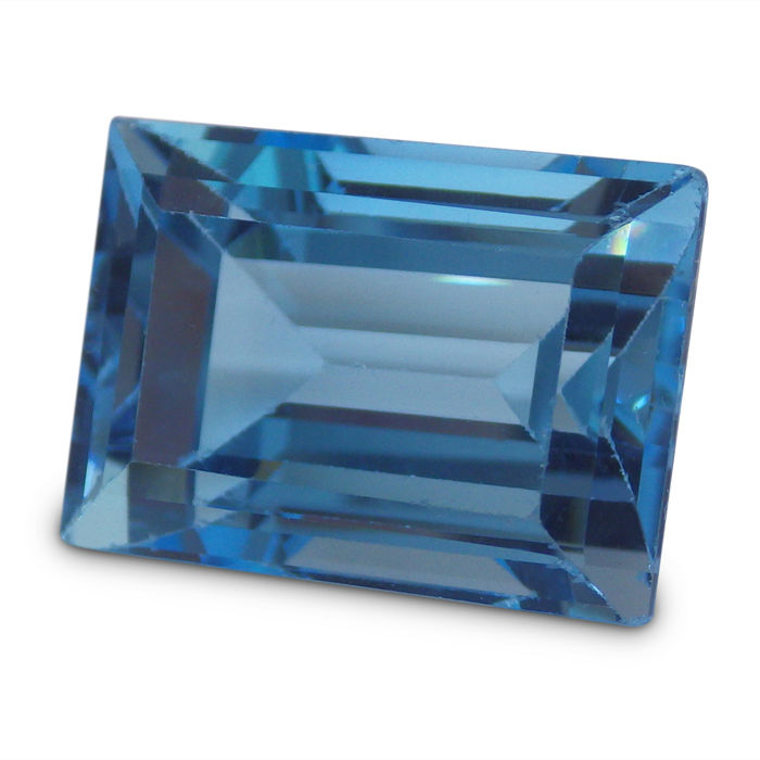 Blue Topaz  - 12.77 ct - No Reserve Price