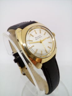 Bulova Accutron - Ladie's watch - 1980's - Goldplated.
